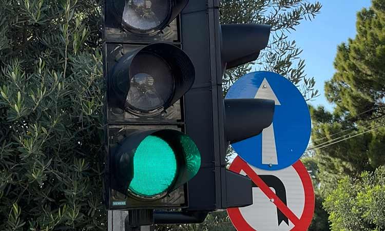 Κυκλοφοριακές ρυθμίσεις από την Περιφέρεια Αττικής σε κεντρικές οδικές αρτηρίες