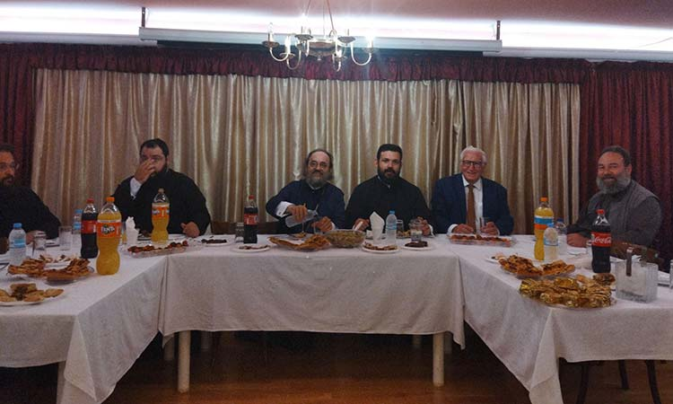 Στους εορτασμούς του Πολιούχου της Πεύκης Αγίου Παντελεήμονος ο αντιδήμαρχος Π. Ιωάννου