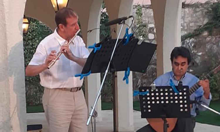 Δύο υπέροχες μουσικές συναντήσεις από τον Σύλλογο «Οι Φίλοι της Ορχήστρας Κηφισιάς»
