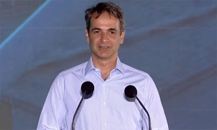 Παρουσίαση του Master Plan για τον εκσυγχρονισμό του ΟΑΚΑ – Κ. Μητσοτάκης: Έργα που διαθέτουν προνοητικότητα στον σχεδιασμό τους