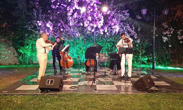 Με λαμπρότητα η συναυλία της Συμφωνικής Ορχήστρας Novarte στη Βορέειο Βιβλιοθήκη Αμαρουσίου