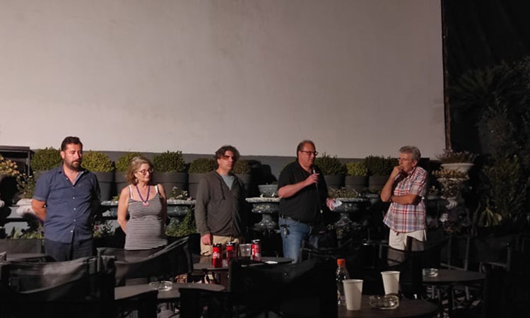 Επιτυχώς ολοκληρώθηκε το «ταξίδι» του Φεστιβάλ ταινιών μικρού μήκους Δράμας στο Χαλάνδρι