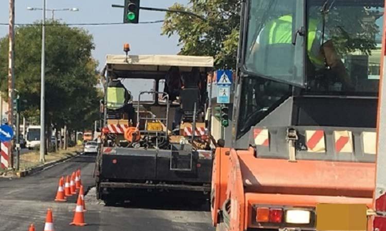 Αρχίζουν Δευτέρα 2 Αυγούστου οι εργασίες συντήρησης οδοστρώματος στην Αμαλίας στο κέντρο της Αθήνας