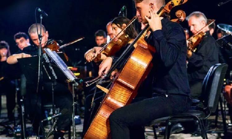 Underground Youth Orchestra και Συμφωνική Ορχήστρα Νέων Δήμου Χαλανδρίου στη Ρεματιά