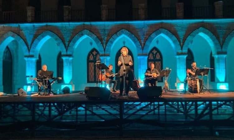 Με βραδιά ποίησης και μουσικής άνοιξε η αυλαία του Φεστιβάλ Πεντελικού στο Μέγαρο Δουκίσσης Πλακεντίας