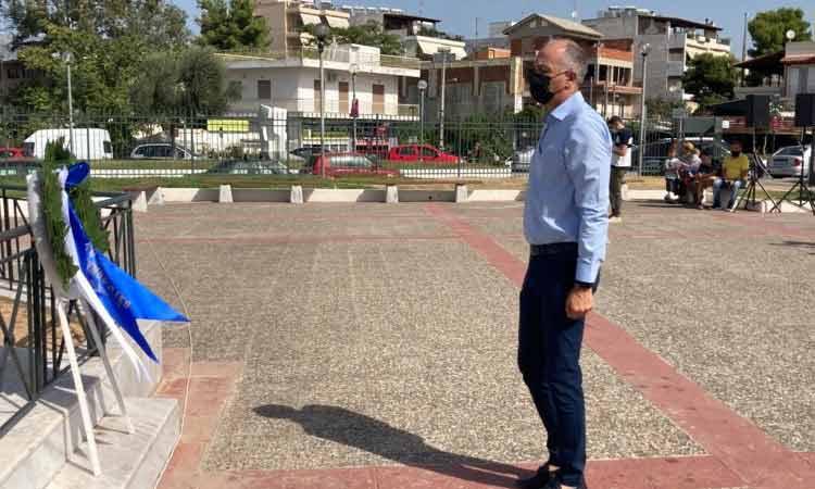 Εκδήλωση τιμής και μνήμης για τη Γενοκτονία των Ελλήνων της Ανατολής πραγματοποιήθηκε στον Δήμο Μεταμόρφωσης