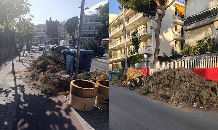 Άλυτο ακόμη το θέμα της καθαριότητας στον Δήμο Αγίας Παρασκευής