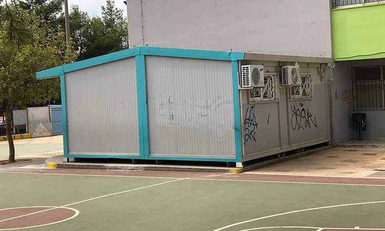 Συμμαχία Πολιτών: Ζούμε το φαινόμενο των κοντέινερ στα σχολεία Λυκόβρυσης-Πεύκης