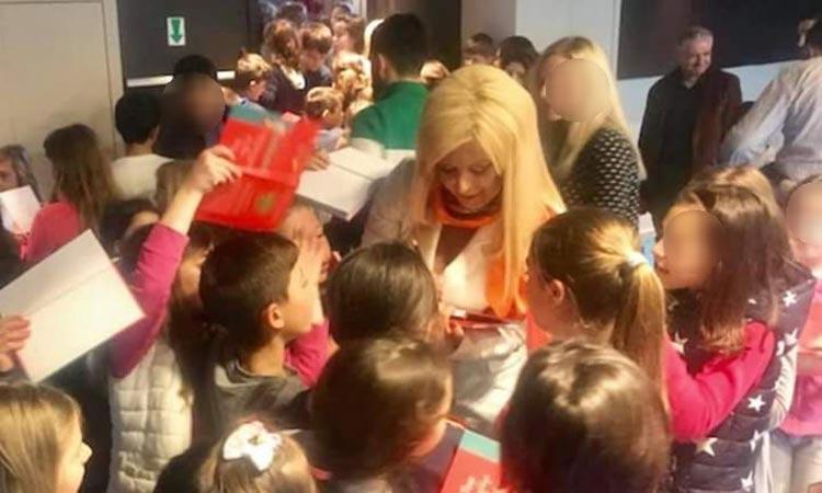 Πρόεδρος Δικτύου SDG 17 Greece:  Τα παιδιά ας προσπαθήσουν να αξιοποιήσουν κάθε εφόδιο που τους προσφέρει το σχολείο