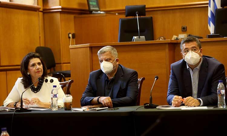 Ποια θέματα της Αυτοδιοίκησης έθιξε ο Γ. Πατούλης στη συνεδρίαση του Δ.Σ. της ΕΝΠΕ στη Θεσσαλονίκη