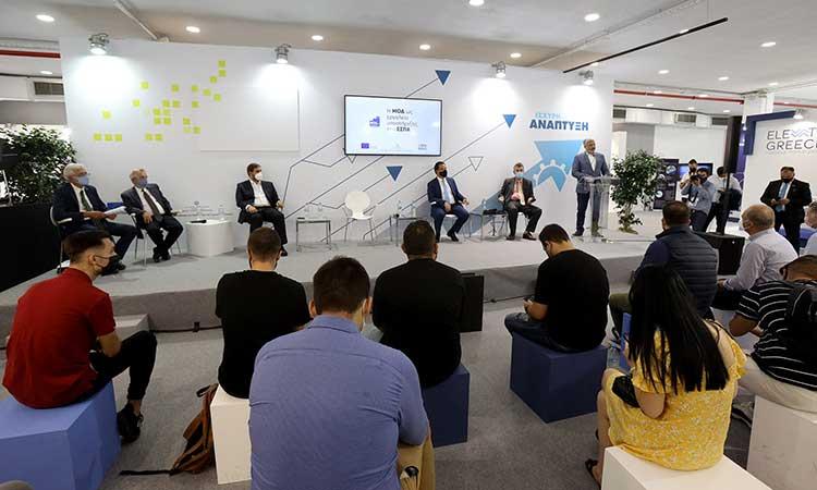 Χαιρετισμός του περιφερειάρχη Αττικής στην εκδήλωση της ΜΟΔ, στο πλαίσιο της 85ης ΔΕΘ