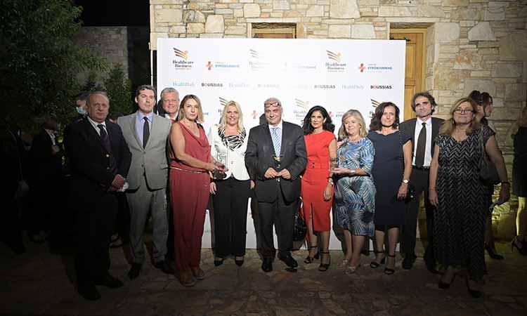 Μεγάλες διακρίσεις για το Νοσοκομείο «Σισμανόγλειο – Αμαλία Φλέμινγκ» στα «Healthcare Business Awards 2021»