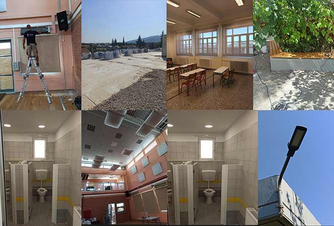 Έτοιμα να ανοίξουν τις πόρτες τους τα σχολεία του Δήμου Κηφισιάς