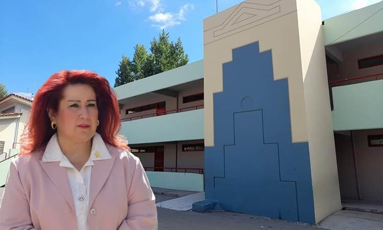 Δ. Θωμαϊδου προς μαθητές: Η Παιδεία είναι πρωταρχικός στόχος του Δήμου Νέας Ιωνίας
