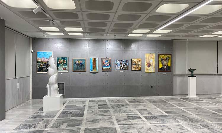 Εγκαινιάστηκε η Δημοτική Πινακοθήκη Παπάγου-Χολαργού – Το ωράριο λειτουργίας της