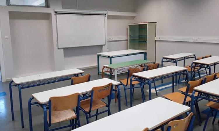 Εργασίες στα Γυμνάσια και τα Λύκεια του Δήμου Φιλοθέης-Ψυχικού