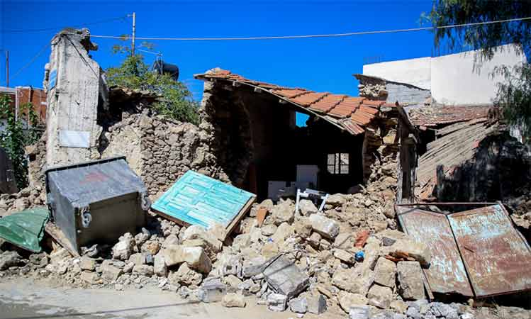 Συγκέντρωση ειδών πρώτης ανάγκης στον Δήμο Πεντέλης στις 16/10 για τους σεισμοπαθείς της Κρήτης