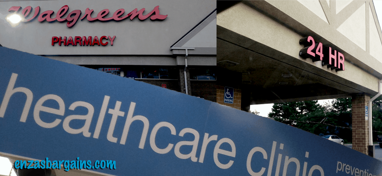 Walgreens Health Care Clinic Is Your Doctor's Time More