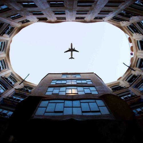 Casa Milà, Barcelone - Clfd Capture   Enzo Habrial