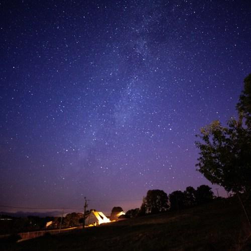 Cantal voie lactée - Clfd Capture | Enzo Habrial