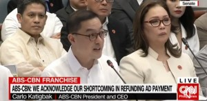 Senate Hearing Reveals ABS-CBN Has No Violations