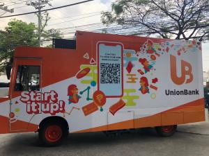 UnionBank Goes to Customers, Launches First 5G-Powered 'Banking on Wheels'