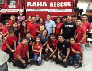 Rosita Soliman Foundation, Inc. Donates 2-Way Radios to Hospitals in Metro Manila