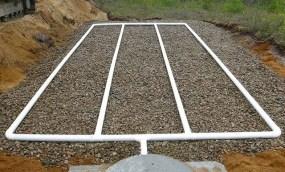 champ d'épuration fonctionnement de l'installation septique