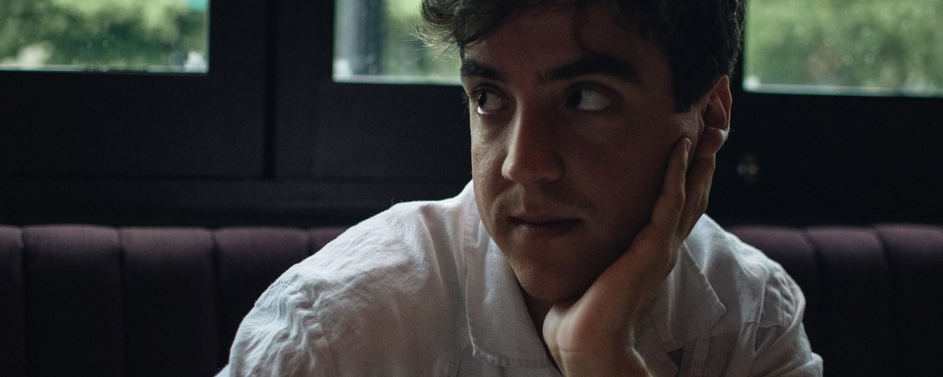 Gabriel Ojeda-Sagué author photo