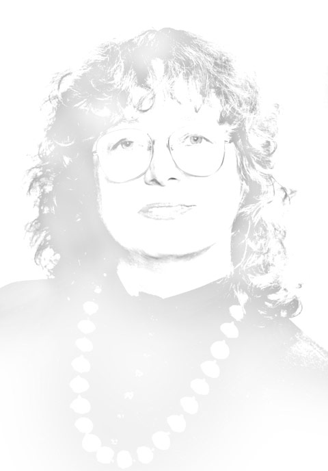 watermark portrait of author link to biography page