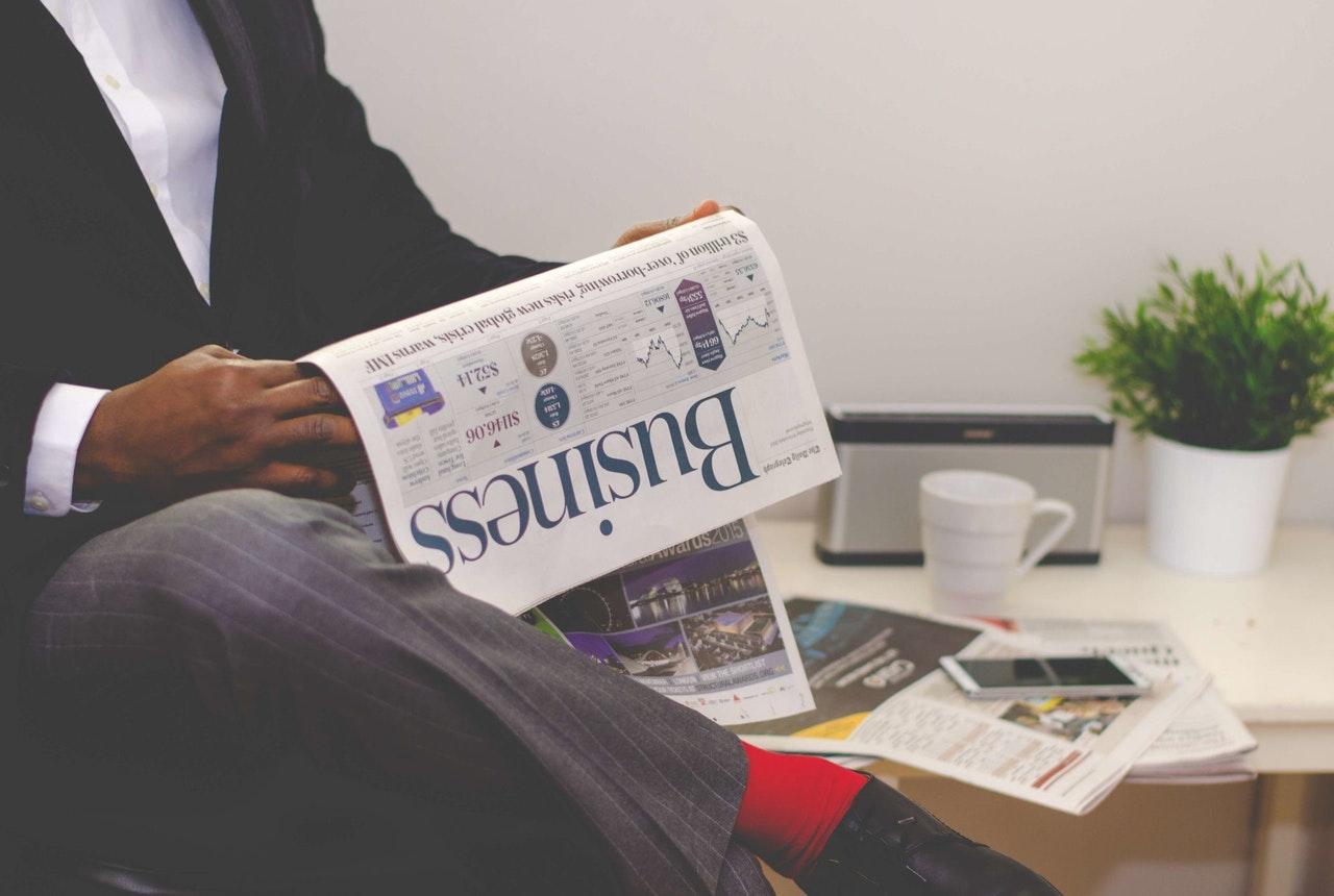 Financial News API