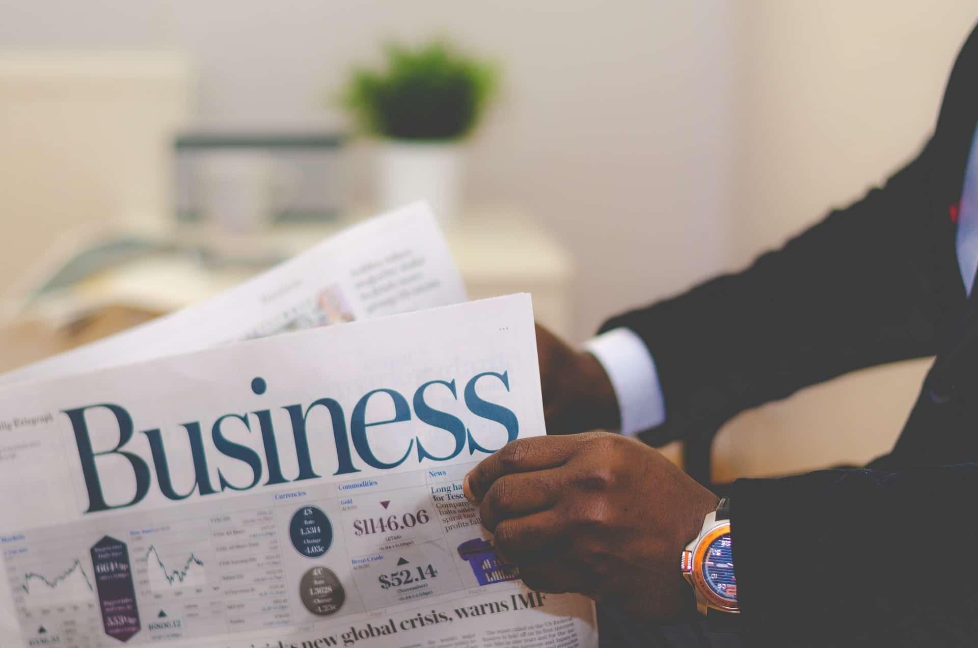 Financial News APIa