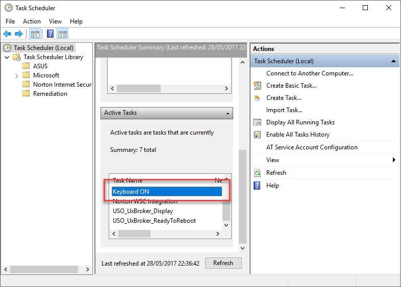 Keyboard mati/tidak dapat mengetik di Windows 10 Search/Start Menu/Cortana.… ini solusinya – e-Auditors Manual Guide