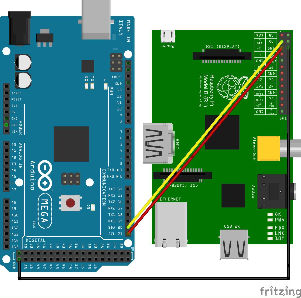 PFG – Conexión I2C entre la Raspberry Pi y el Arduino – Eodos