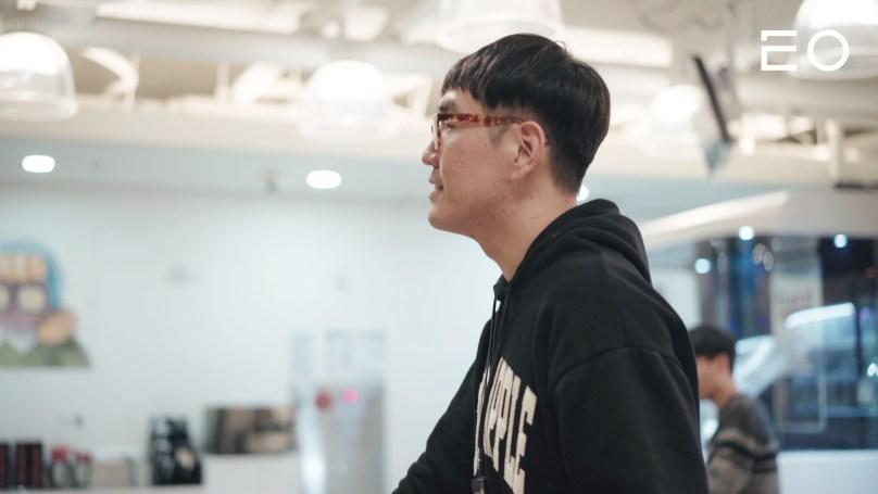 배달의민족 리드 개발자 이동욱