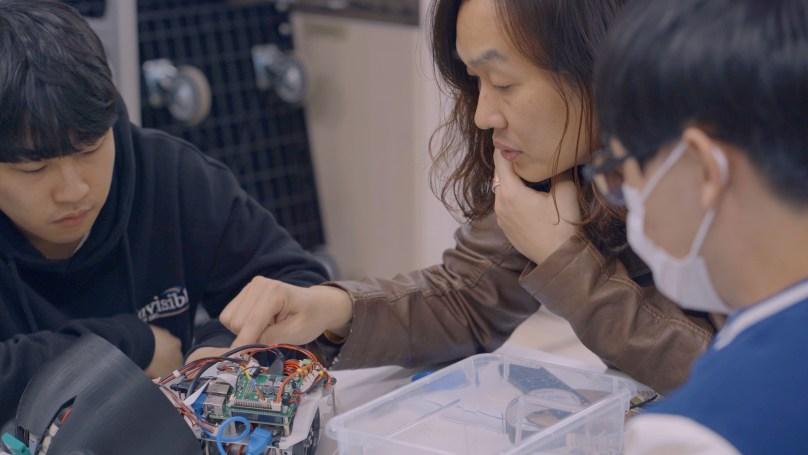 한양대학교 에리카 로봇공학과 한재권 교수
