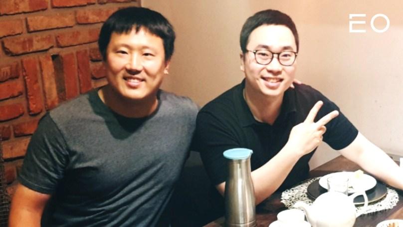 티몬 창업자 신현성과 강남구 대표