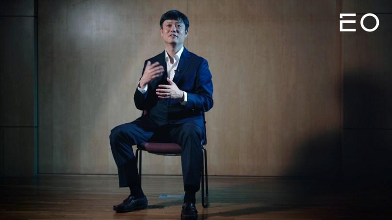 前 4차산업혁명위원회 장병규 위원장 인터뷰