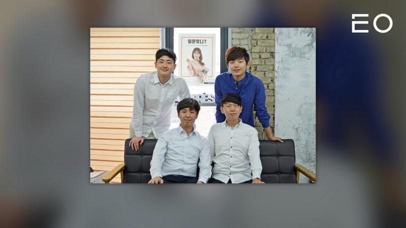 초창기 매스프레소의 멤버들