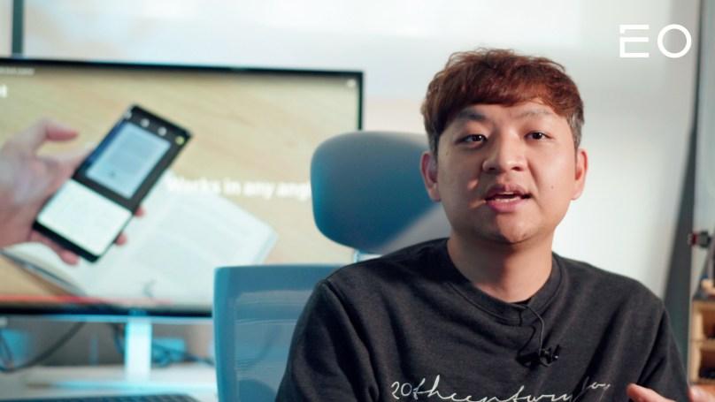 보이저엑스 김무궁 개발자 인터뷰