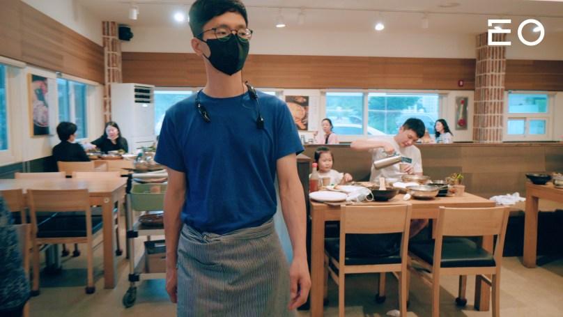 대산보리밥 이문규 대표