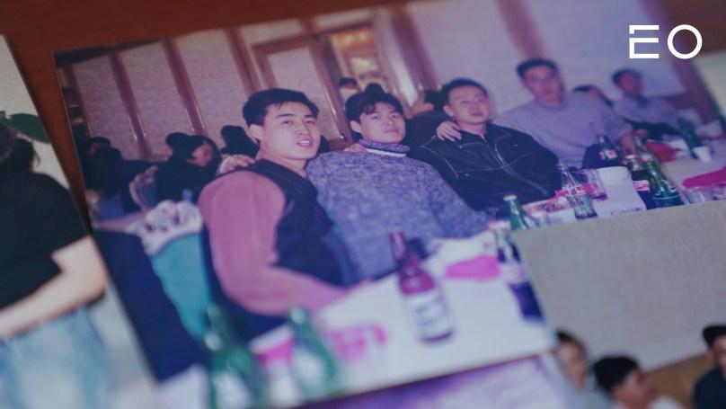 만화 작가 김성모와 그의 친구들