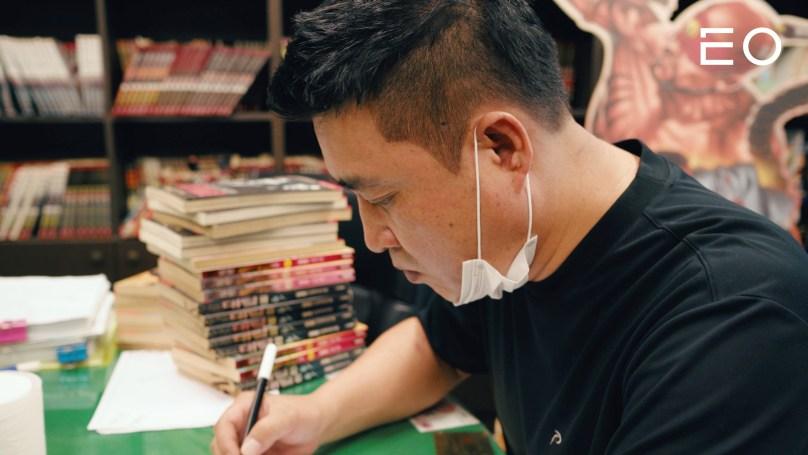 만화 작가 김성모