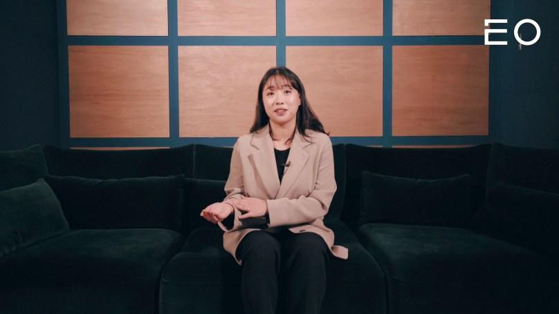 오피니언라이브 차지윤 빅데이터센터 연구원 인터뷰