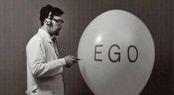 Eu não sacrificaria a minha paz para alimentar o meu ego