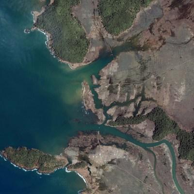 Earthquake Spawns Tsunamis