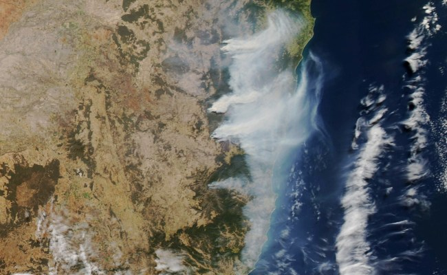 Drought Exacerbates Australian Fires