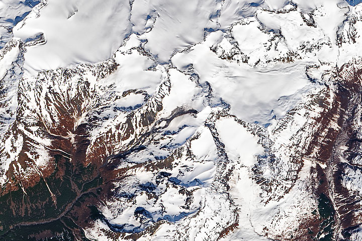 A May Landslide in Alaska