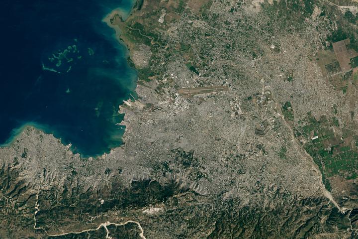 Haiti's Accidental City
