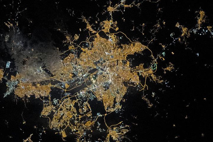 Ankara at Night